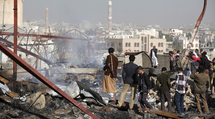 UK Home Office thinks Saudi committing war crimes in Yemen, Foreign Office doesn't!