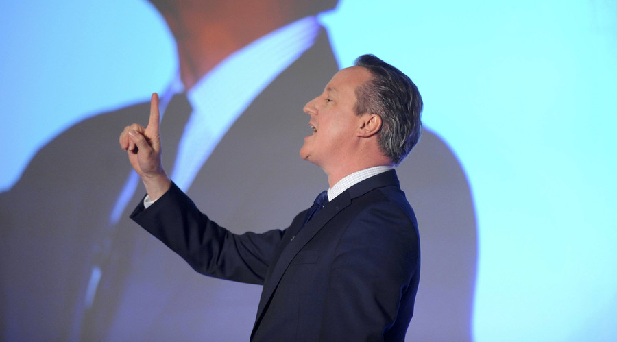 A Charmed Life: David Cameron, the fast-tracked Teflon Tory (Part One)