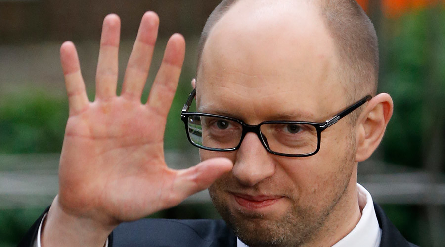 Bye-bye Arseny! Things Yatsenyuk will be remembered for during his time as Ukraine's PM