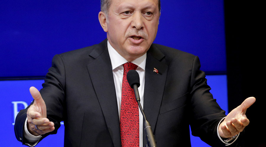 Erdogan announces Istanbul-based anti-terror 'Islamic Interpol'