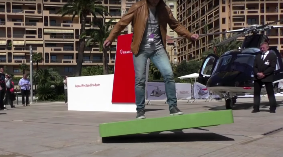 Real hoverboard ships starting today... if you can afford it (VIDEO)