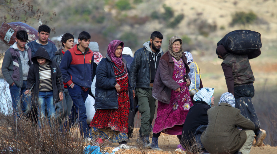 Stop shooting at Syrian civilians fleeing ISIS-controlled zones, HRW tells Turkey