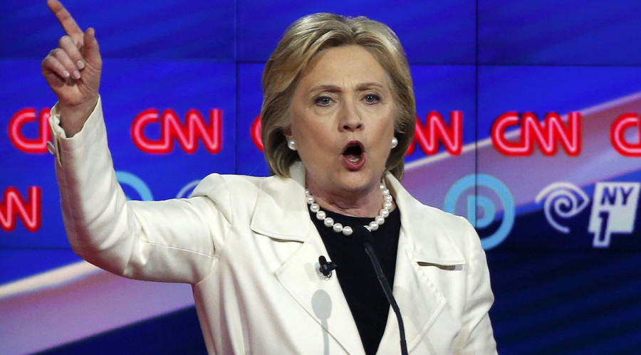 Clinton denies responsibility for Libya chaos, blames 'obstruction of US efforts'