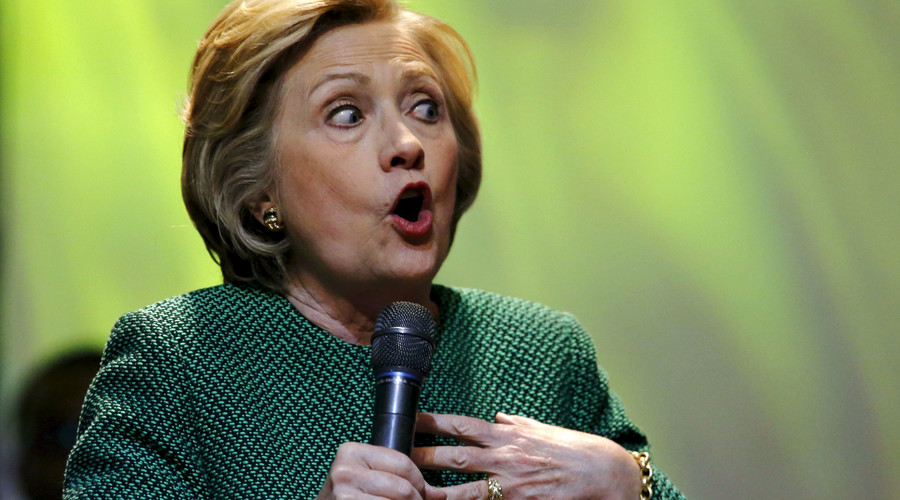 Clinton's vow to tackle 'systemic racism' is a sick joke