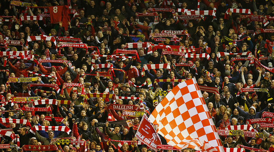 Liverpool wheelchair fans 'miracle cure' jokes set straight by disability charity (VIDEO)
