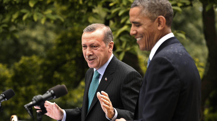 'US stance on Turkey's media crackdown – quid pro quo'