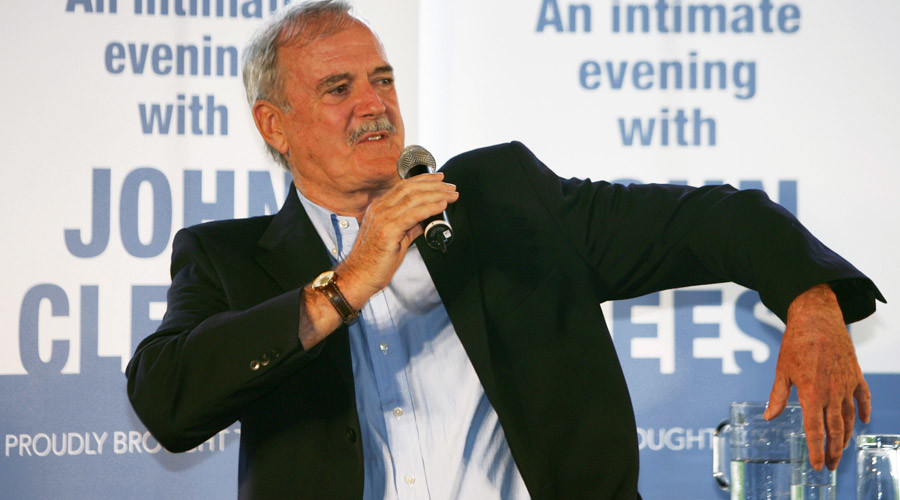 John Cleese trolls Swedish hotel for problems worthy of 'Fawlty Towers' episode
