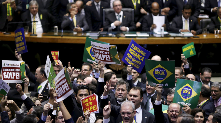 Dilma Rousseff loses impeachment vote in Brazil's lower house