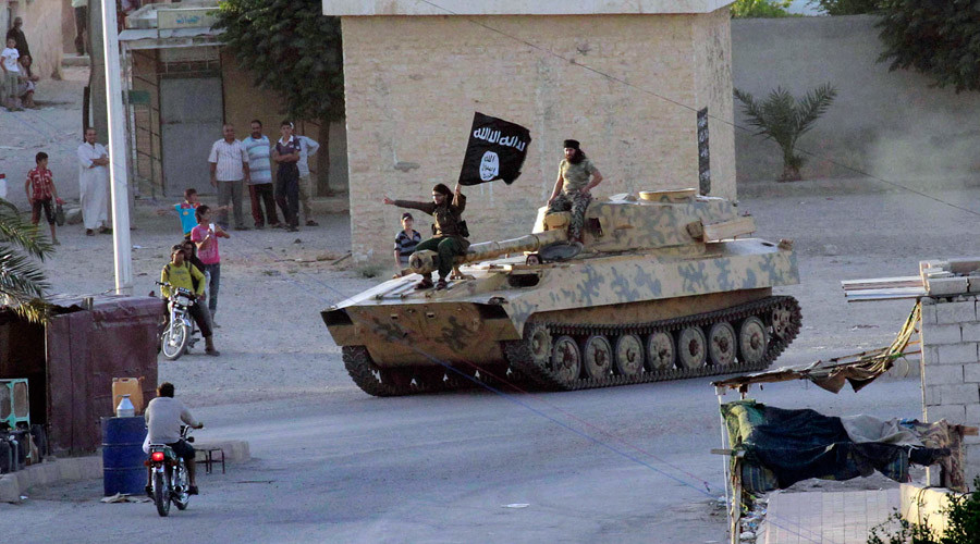 1 in 10 ISIS recruits willing to become suicide bombers, leaked documents show