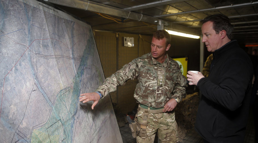 Gunboat diplomacy: UK is sending more soldiers to its embassies