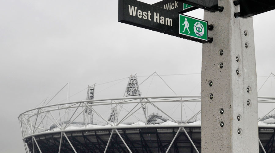 'A real disgrace': Critics slam British govt over West Ham's Olympic Stadium deal