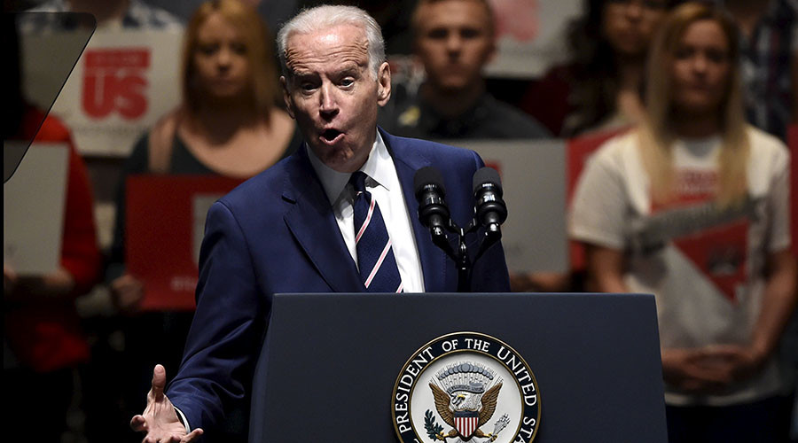 Joe Biden: Netanyahu leading Israel in 'wrong direction'