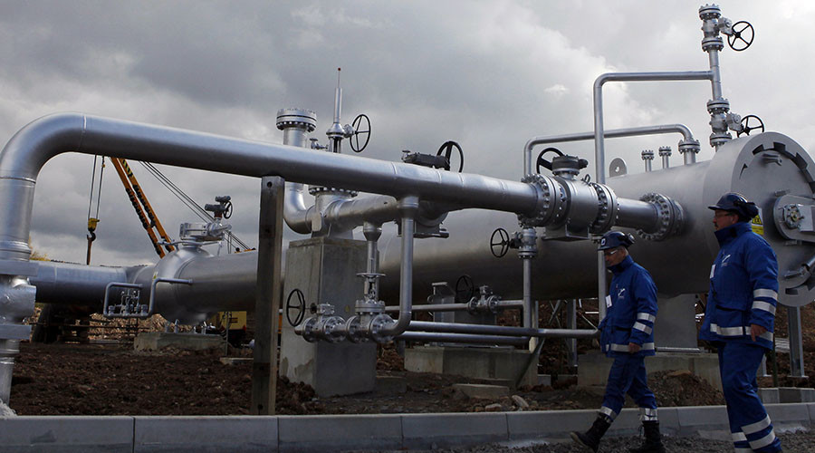 Kiev says Europe could do without Russian gas