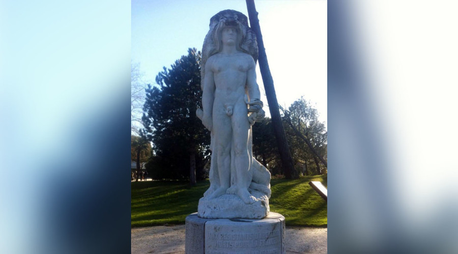 Detachable penis: French statue's new theft deterrent is a real-life King Missile song