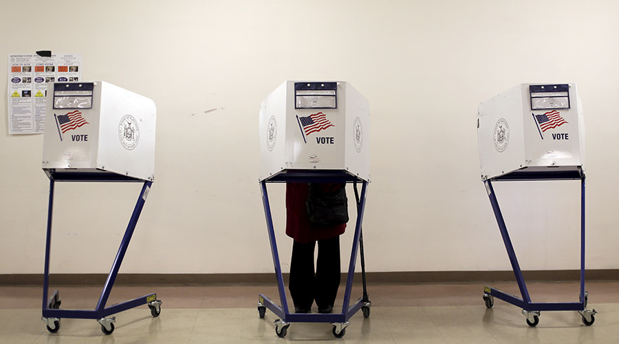 'Voter fraud, voter inconvenience & voter breakdown is rife across America'