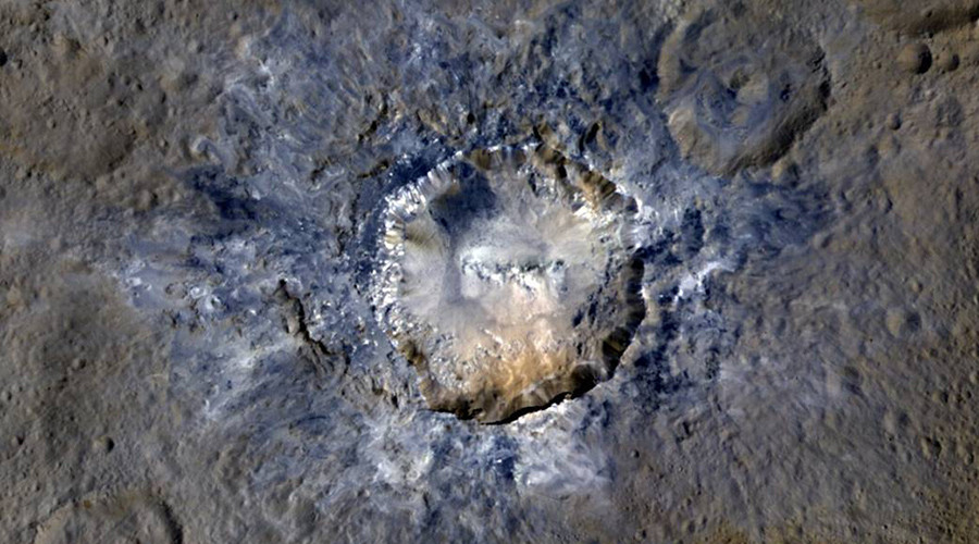 NASA unveils stunning images of bright craters on dwarf planet Ceres (PHOTOS)