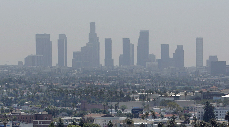 California dreamin' of clean air: 52% of Americans live with unhealthy ozone & particle pollution