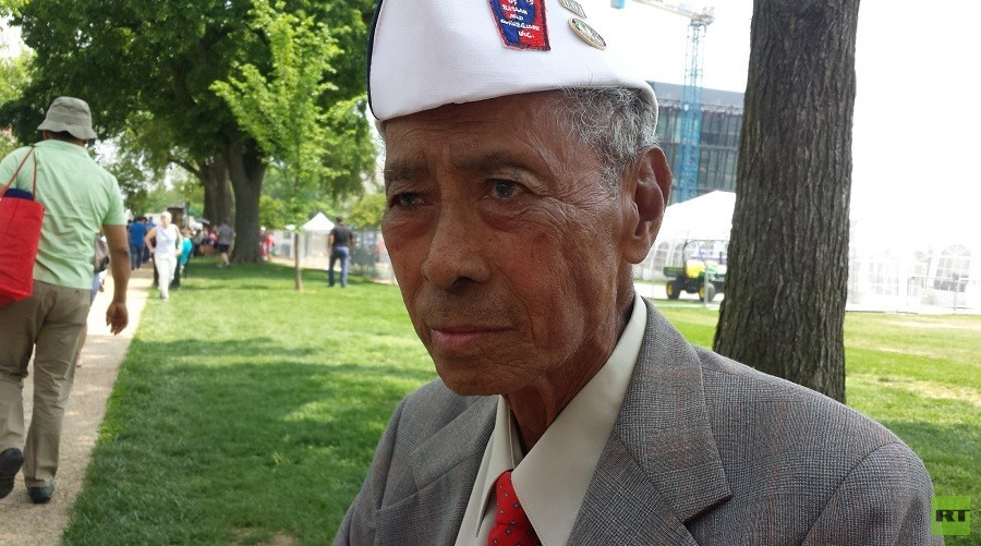 Bataan Death March survivor Jesse Baltazar dies at age 95