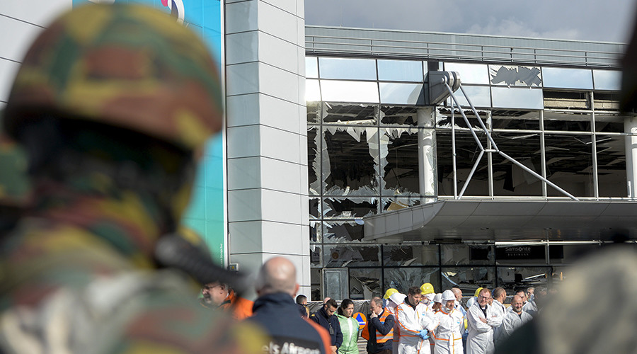 Brussels bomber worked at Zaventem airport for 5 yrs – report