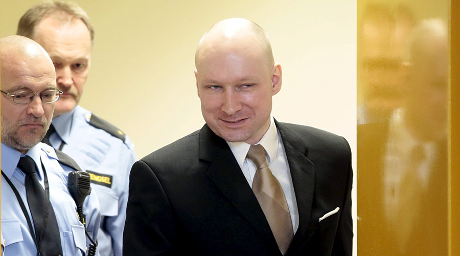 Cold coffee, microwave dinners: Norway's worst killer Breivik wins 'inhumane conditions' verdict