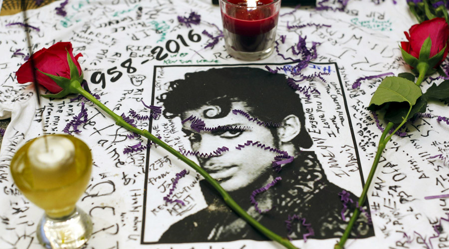 RIP Prince: Sport pays tribute to music icon