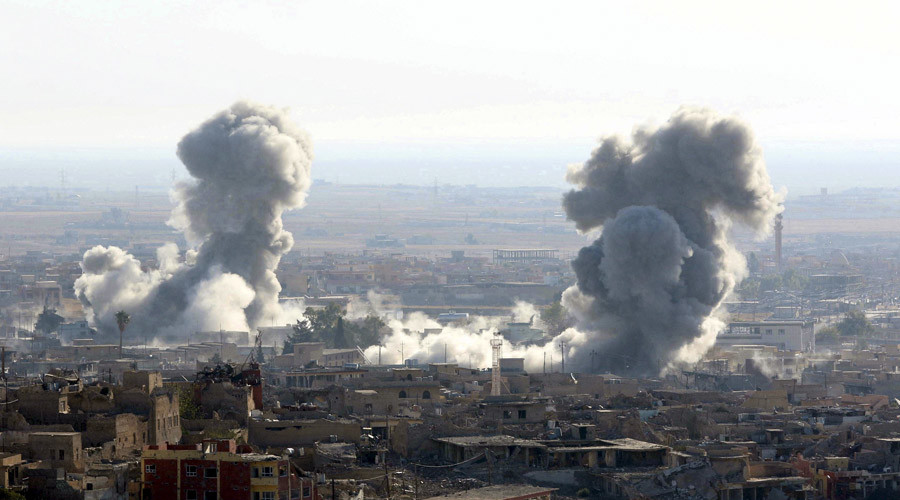 20 civilians killed in anti-ISIS in airstrikes between September, February – CENTCOM