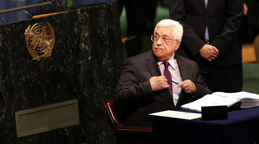 'Israeli settlements in West Bank destroy environment' – Abbas to UN