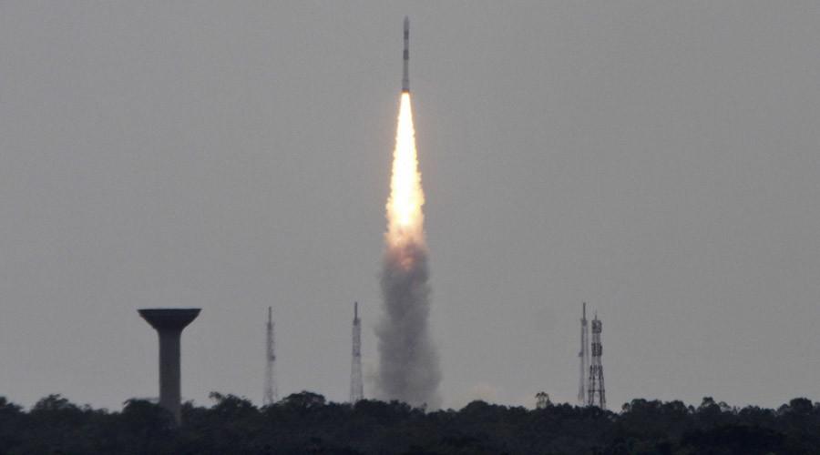 India's Polar Satellite Launch Vehicle © Babu Babu