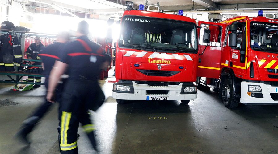 One dead, 4 injured in powerful gas blast in northern France