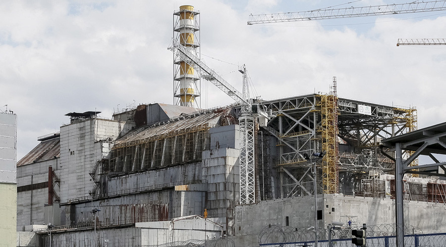 'Nuclear safety is no-politics zone': Chernobyl plant head urges Russia-Ukraine cooperation