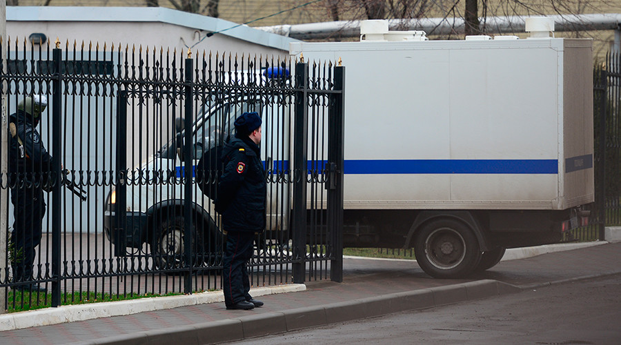 Deputy police chief & his family murdered in southern Russia, 7yo girl in coma