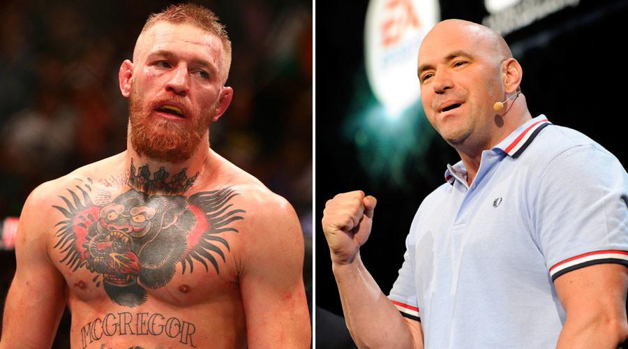 'It's not true': Dana White rejects McGregor's UFC 200 announcement