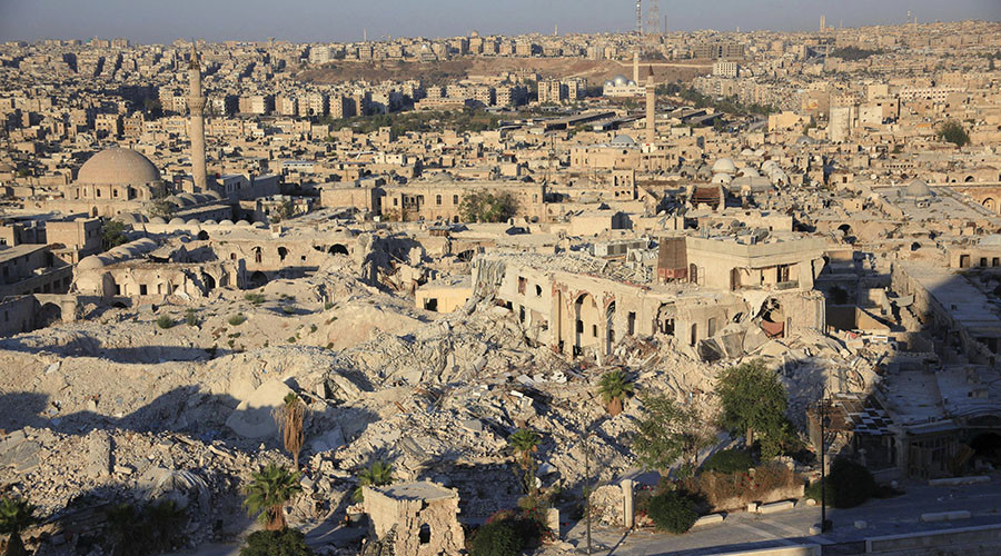 Militants shell Aleppo, killing 16, injuring dozens amid fragile Syria ceasefire