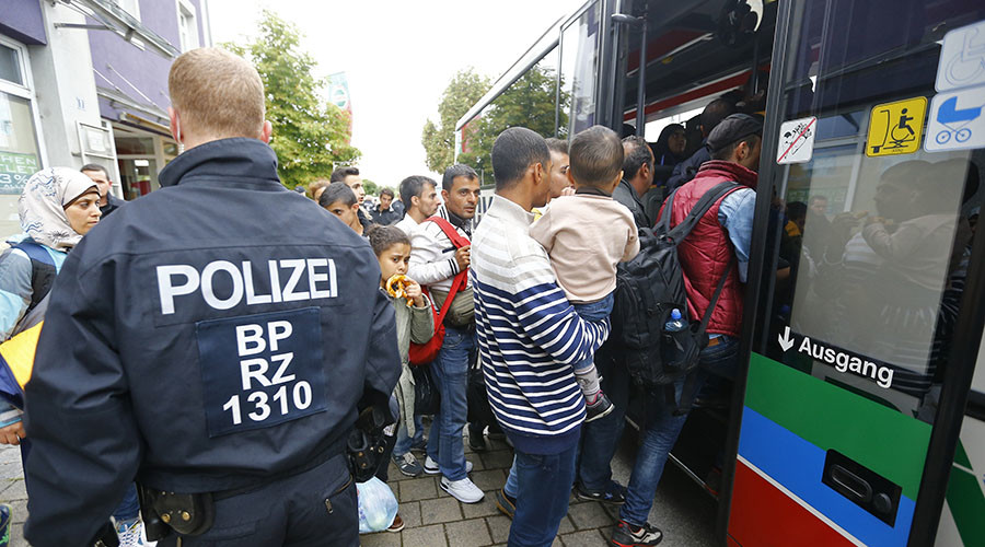 Number of N. African refugees sinks as Germany mulls easier deportations after NYE attacks – report