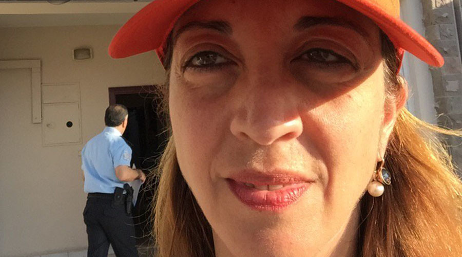 Dutch journalist held in Turkey over Erdogan tweets says her Amsterdam flat was burgled