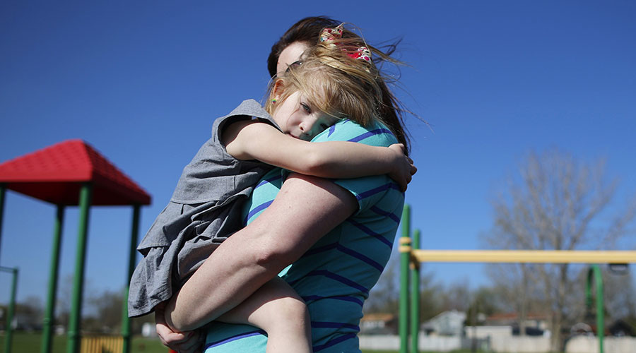 Over 5 million American children have a parent in jail – report