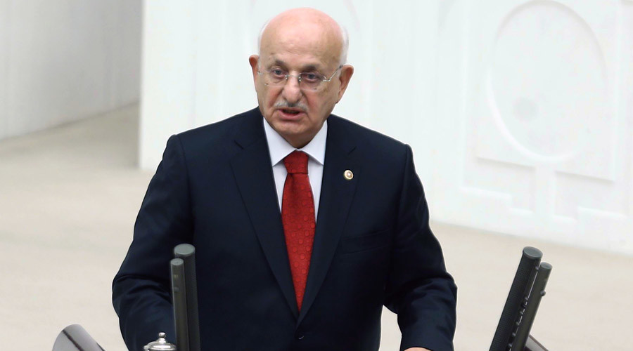 'We are a Muslim country': Turkey's parliament speaker advocates religious constitution