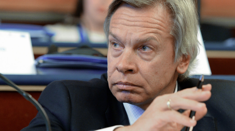 Chairman of the State Duma Committee on Foreign Affairs Alexei Pushkov © Natalia Seliverstova
