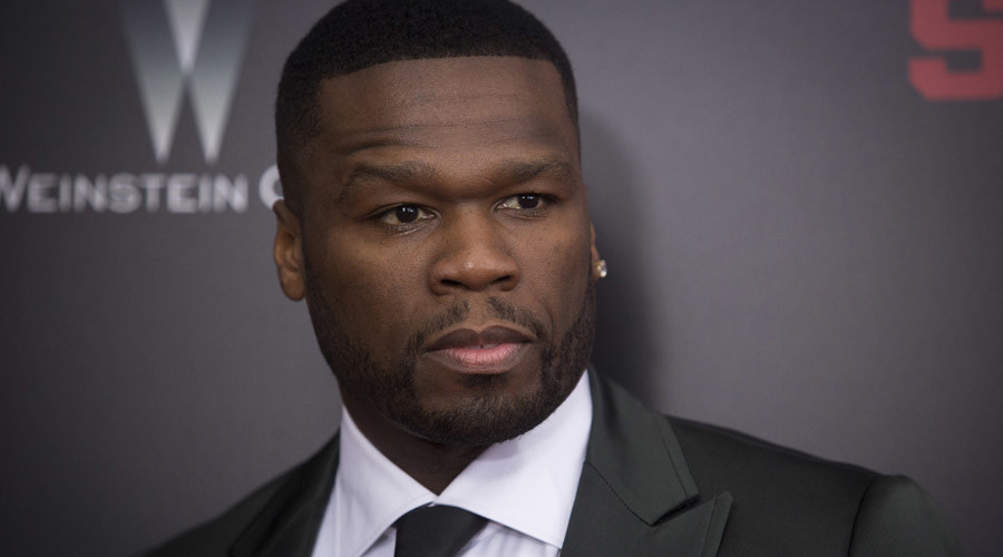 Curtis '50 Cent' Jackson © Andrew Kelly