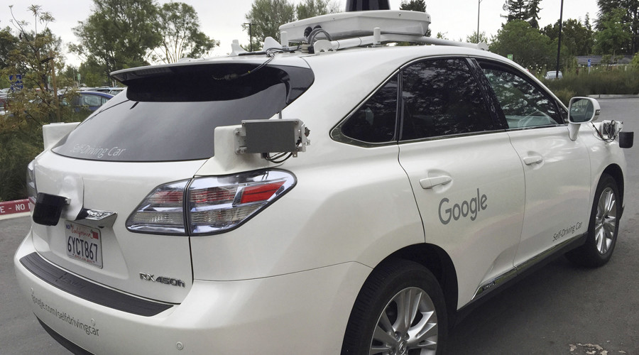 Google, Ford and Uber join forces, create coalition for self-driving cars