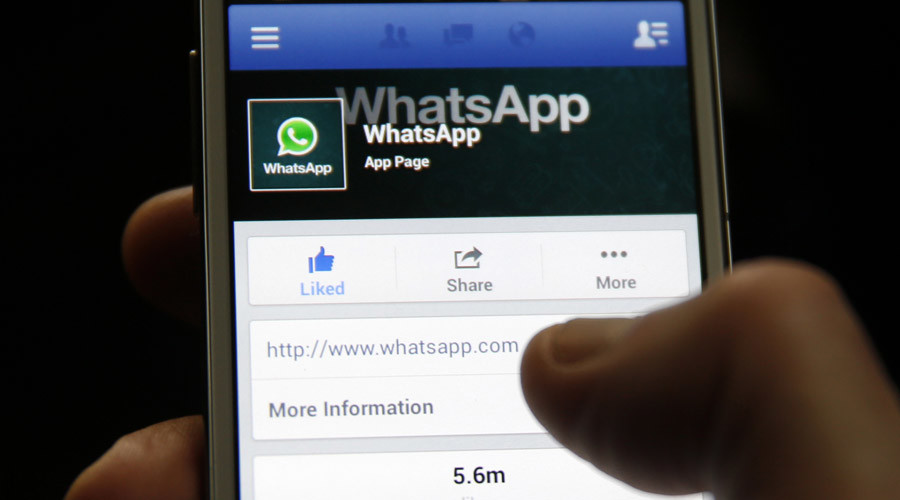 WhatsApp: Critics say EU 'Remain' campaign using app to avoid transparency