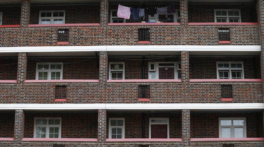 'Humiliated, isolated': Over 1.25mn destitute in 21st century Britain