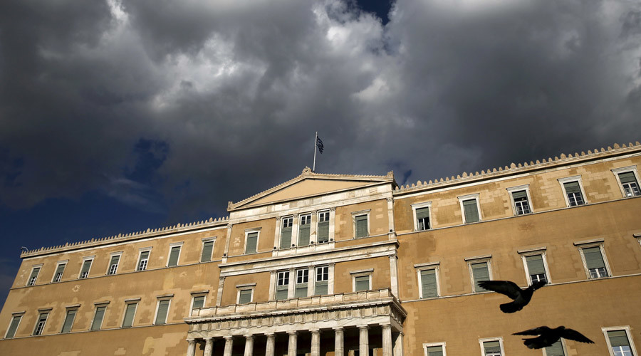 EU rejects Greece's request for emergency summit