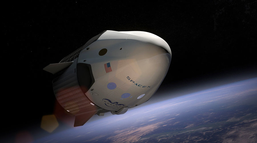 The flight of Red Dragon: SpaceX to send capsule to Mars as early as 2018