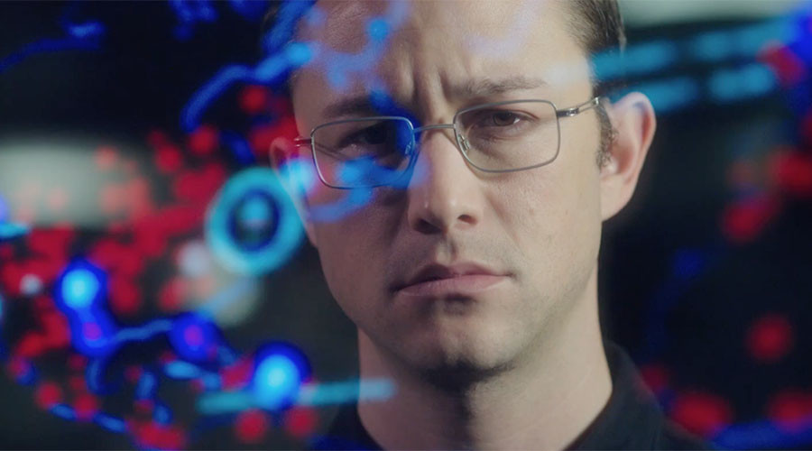 Oliver Stone's Snowden movie trailer drops (VIDEO)