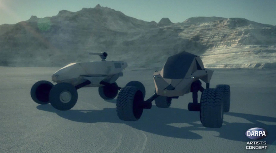 Smaller, smarter than tank: DARPA awards contracts to develop GXV-T ground battle vehicle