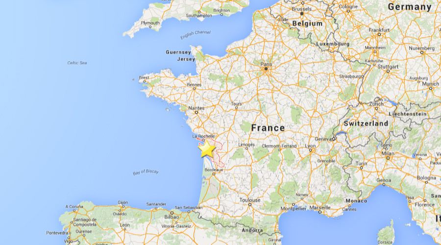 Magnitude 5.0 earthquake strikes Charente-Maritime area, southwestern France