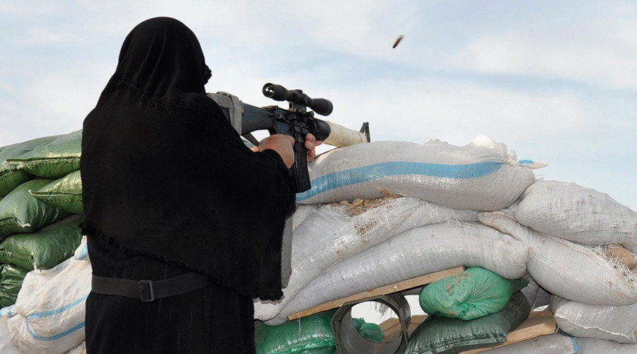 ISIS using female jihadists for frontline combat, Europol chief warns
