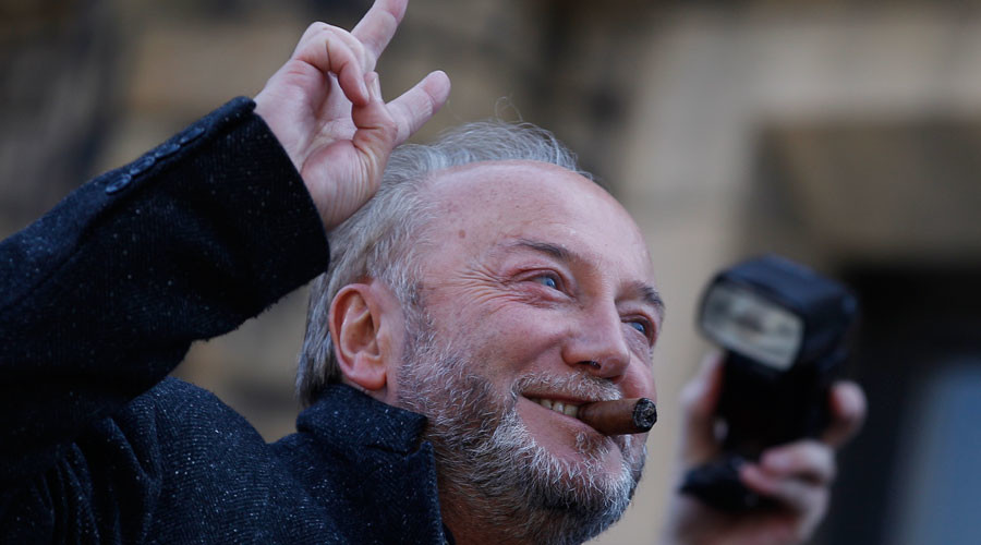 George Galloway says Livingstone 'zionist' suspension part of 'slow motion coup'