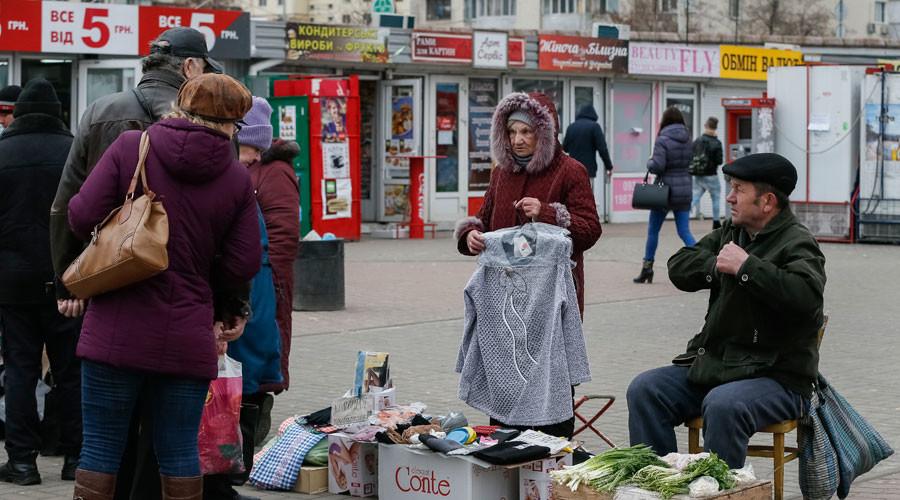 Live from the struggling streets of Kiev, Ukraine